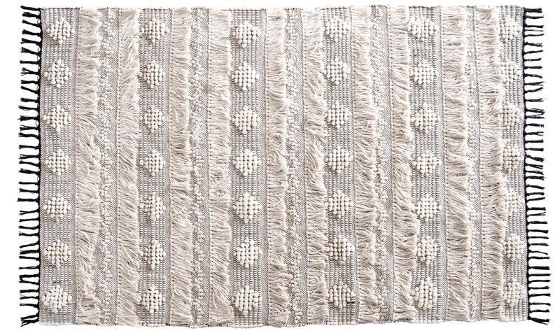 Cotton Rug Off-White