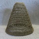 GOA LAMP CONE SHADE SEAGRASS 50