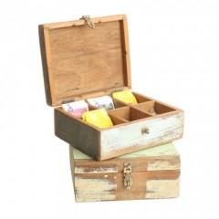 Scrapwood Tea Box