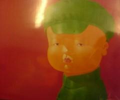 GREEN HAT BOY